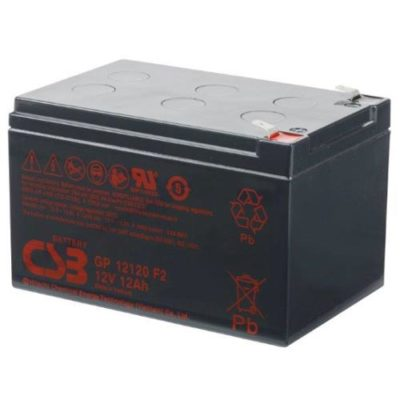 SEALED LEAD ACID BATTERY (SLA), 12V, 12Ah
