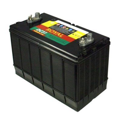 LEAD-ACID BATTERY (SOLAR & MARINE), 12V, 100Ah